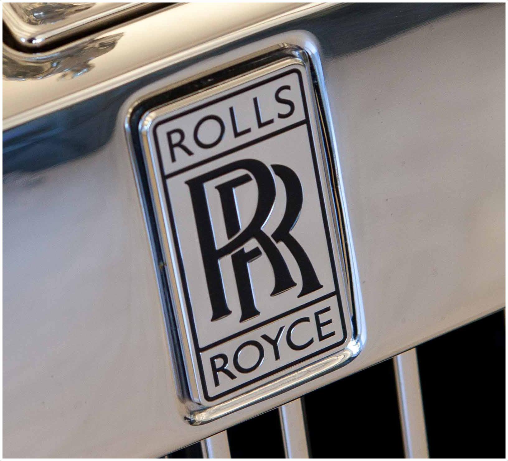 Rolls-Royce Emblem Wallpaper