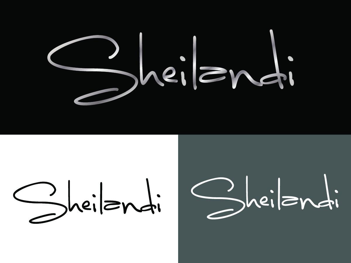 Sheilandi Logo Wallpaper