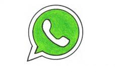 Whatsapp Drawn Logo