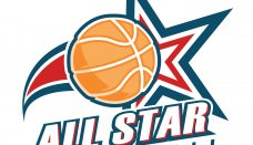 All Star Basketball Logo