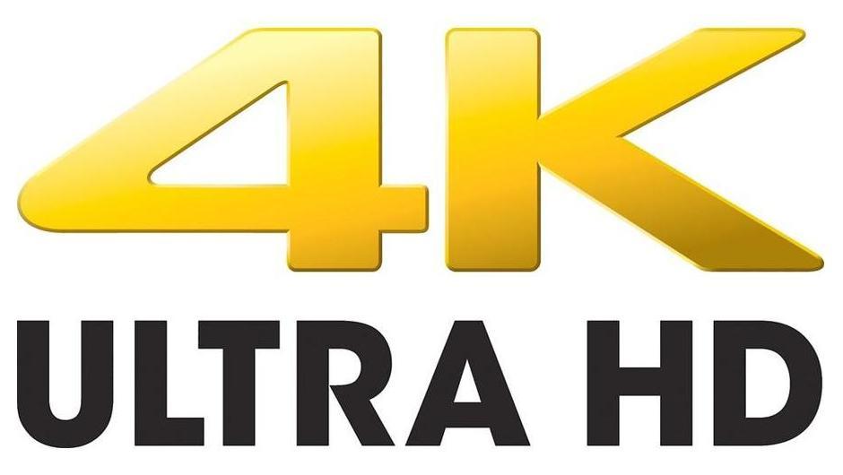 4K Logo Wallpaper
