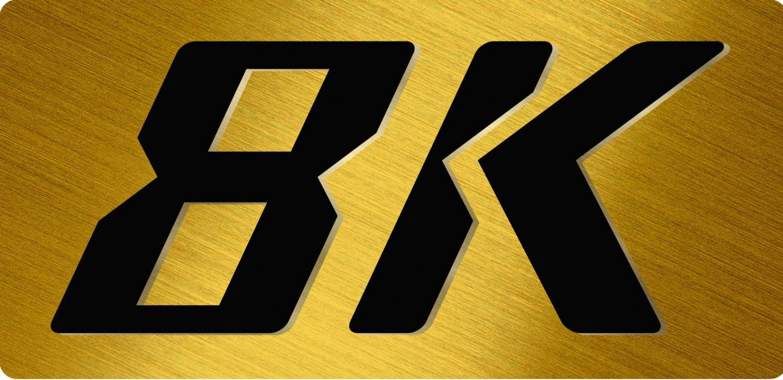 8K Logo Wallpaper