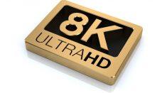 8K Emblem