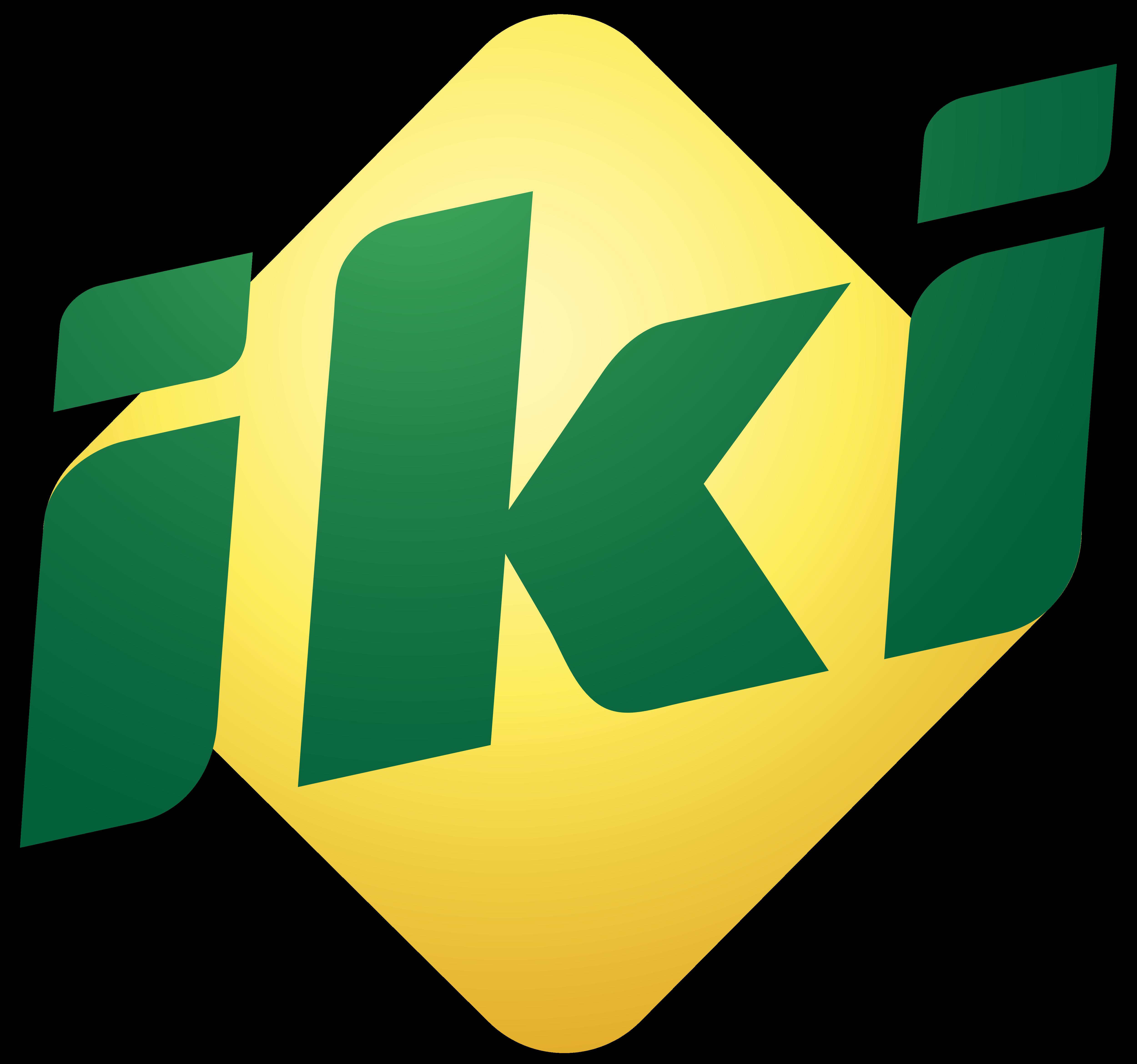 IKI Logo Wallpaper