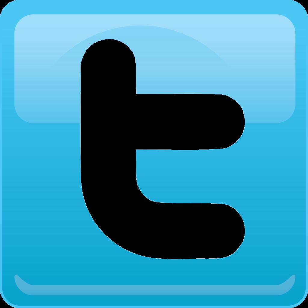 Twitter Quadratic Logo Wallpaper