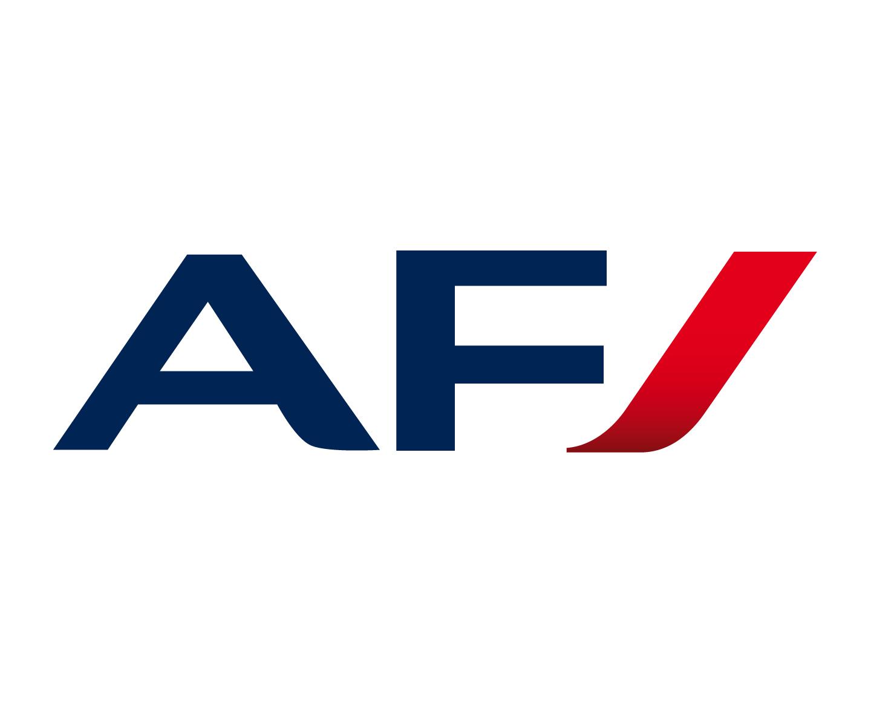Air France Logo Wallpaper