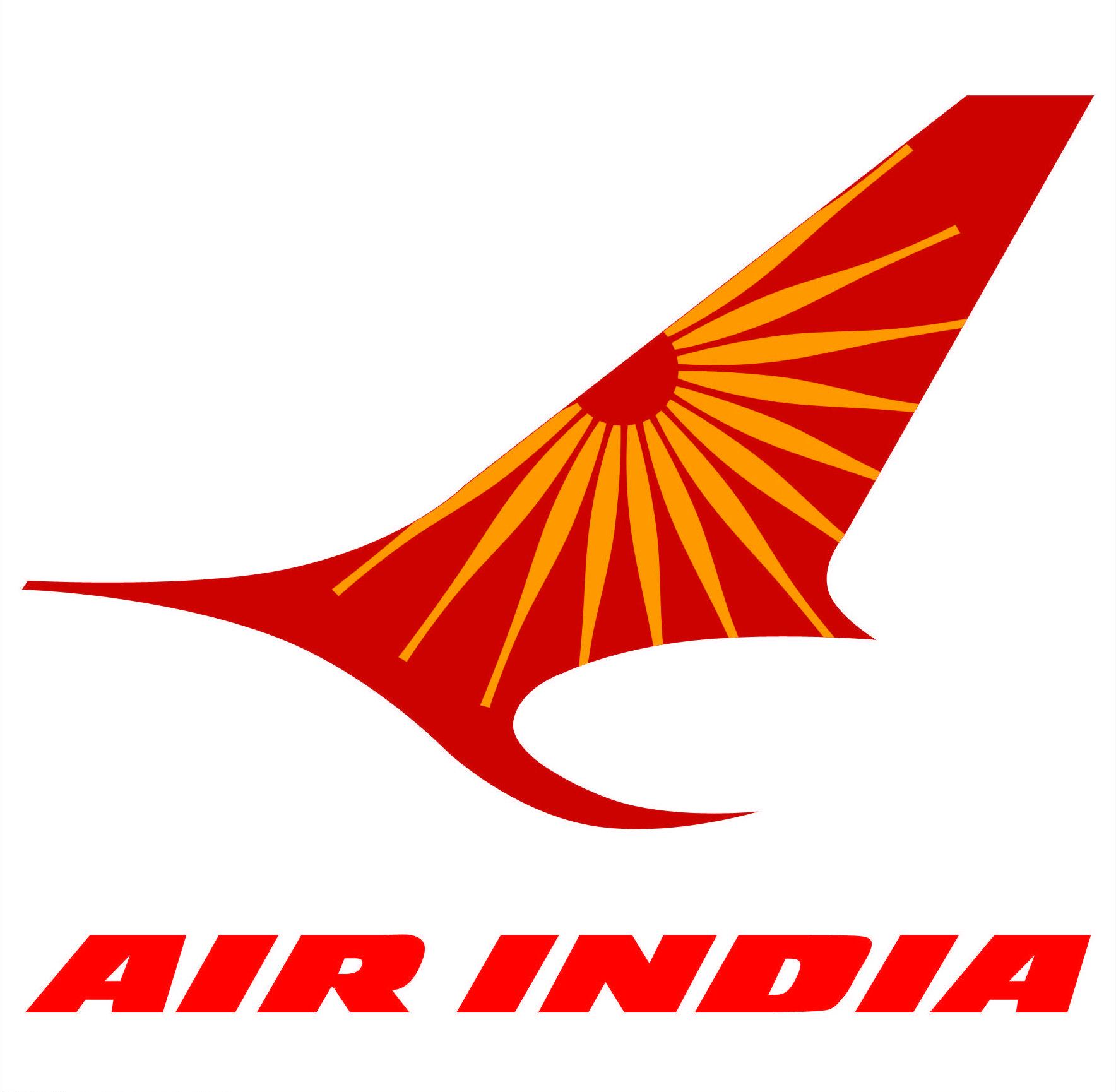 Air India Logo Wallpaper