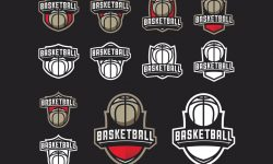 Basketballs Emblem