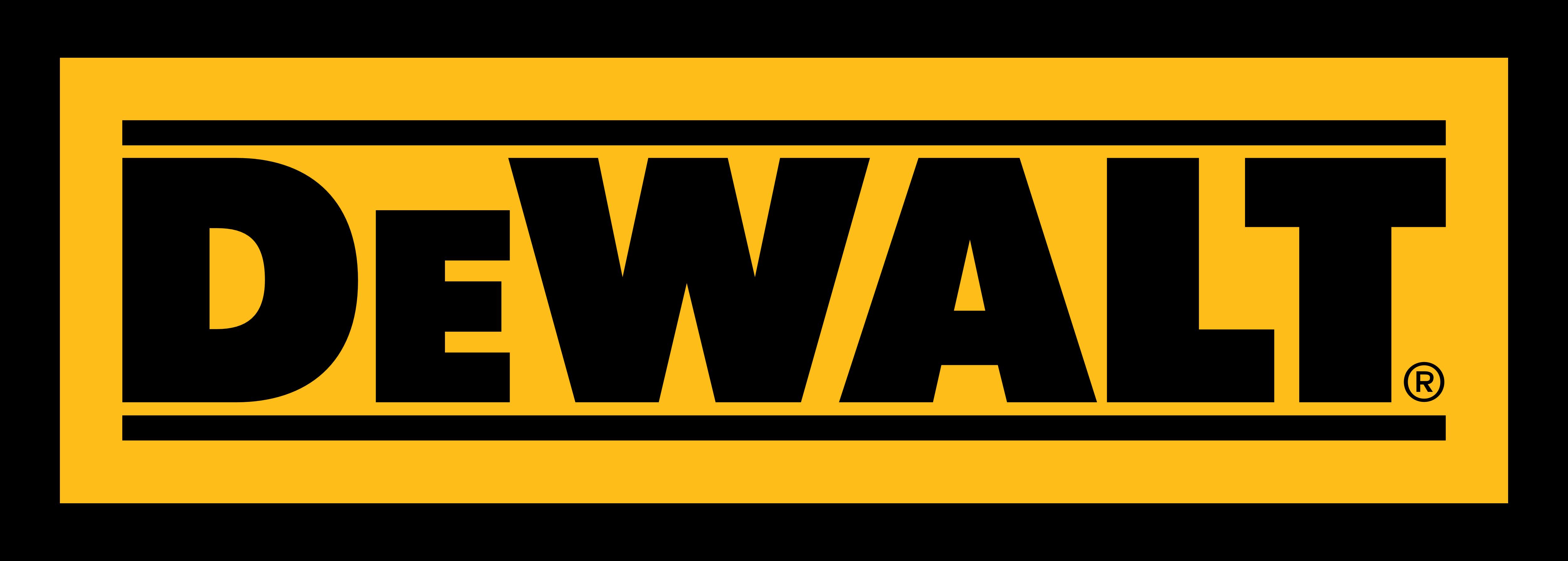 DeWALT Logo Wallpaper