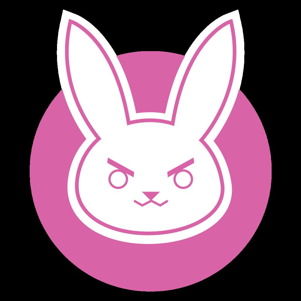 D'VA Logo Wallpaper