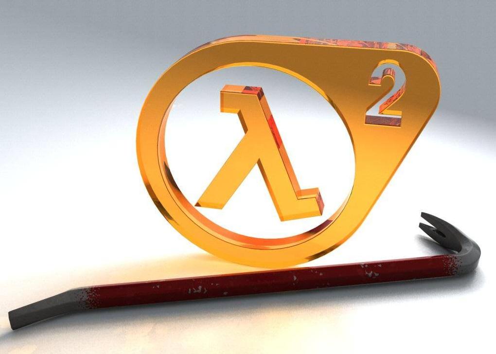 Half Life 2 Symbol Wallpaper