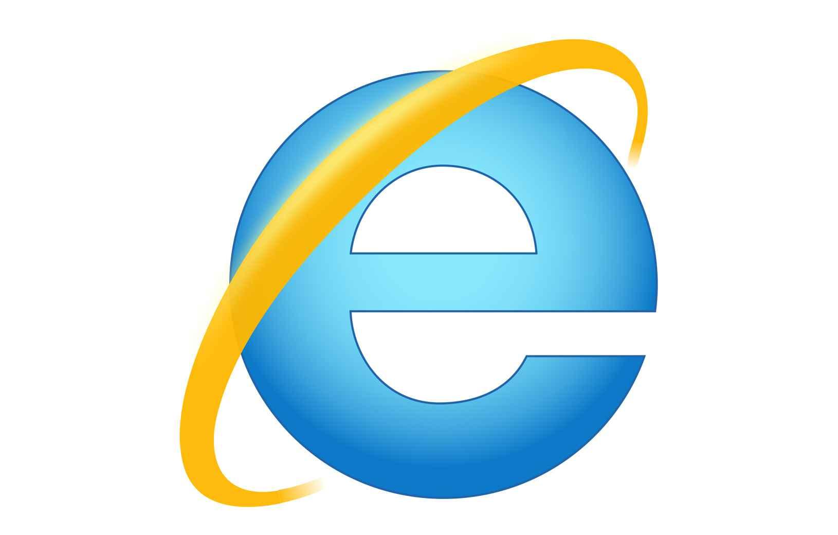 Internet Explorer Logo Wallpaper
