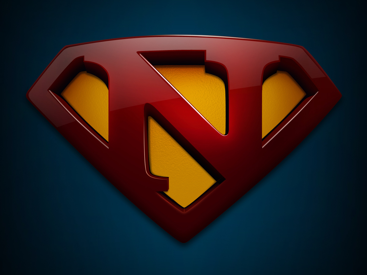 Superman Logo 2 Wallpaper