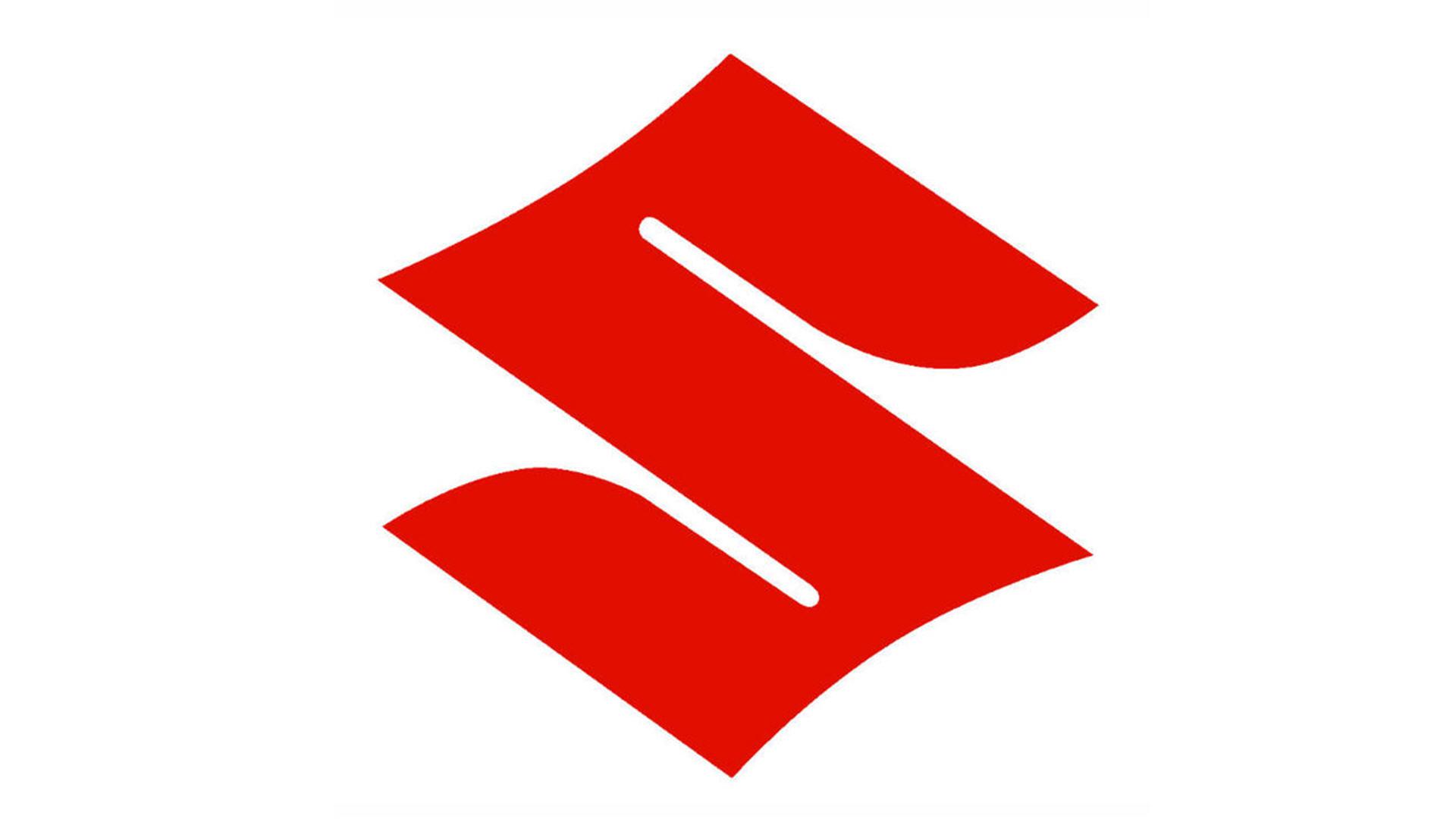 Suzuki Red Logo Wallpaper