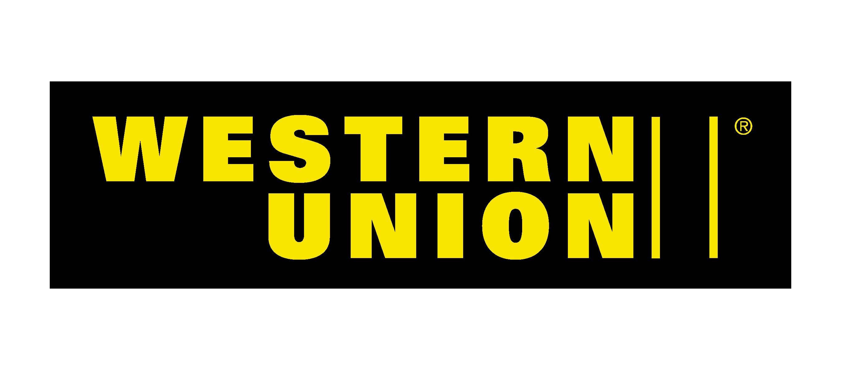 Western Unioin Logo Wallpaper