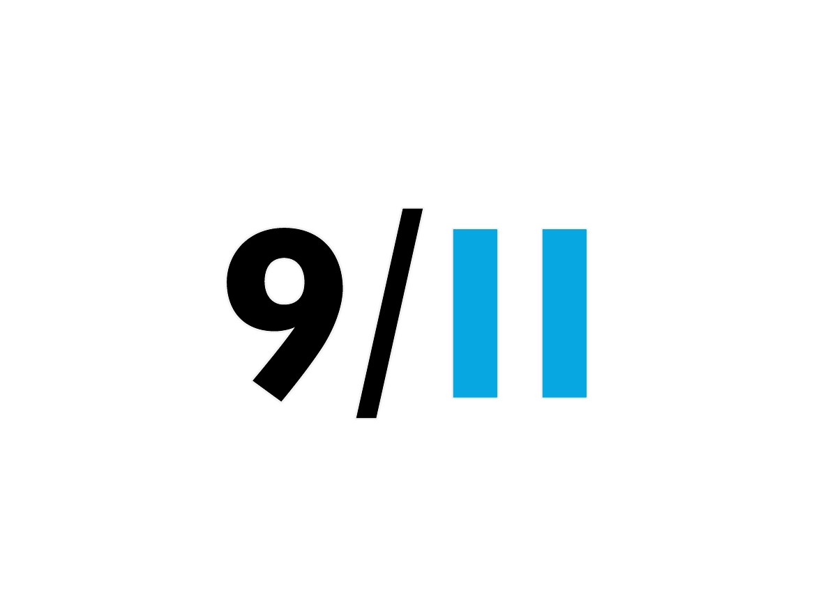 9/11 Logo Wallpaper