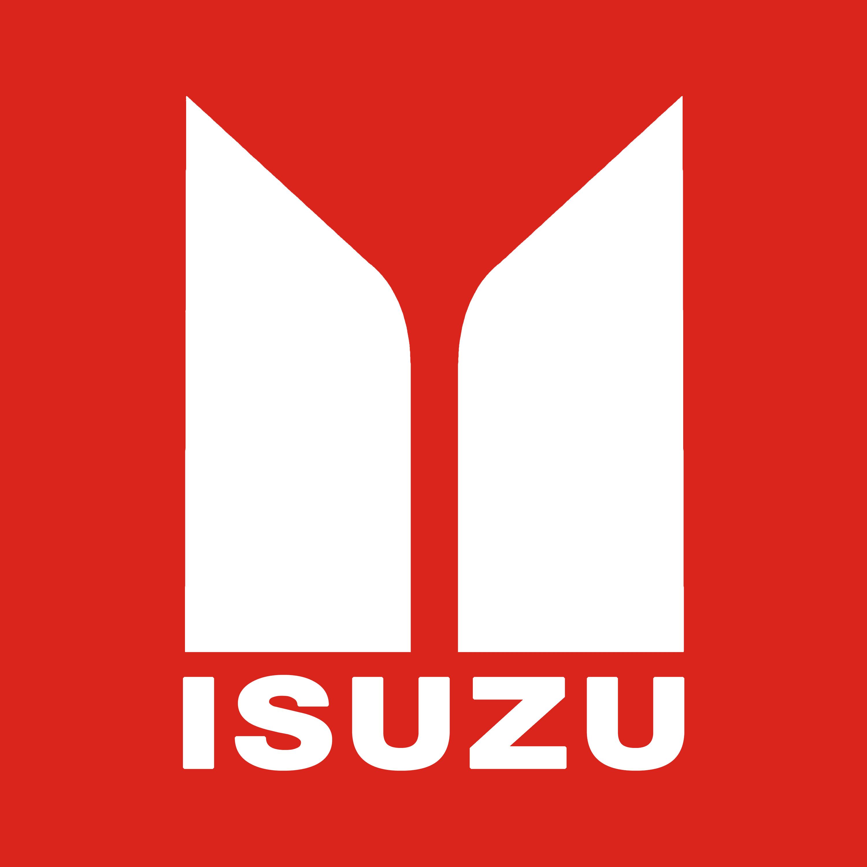 ISIZU Logo Wallpaper