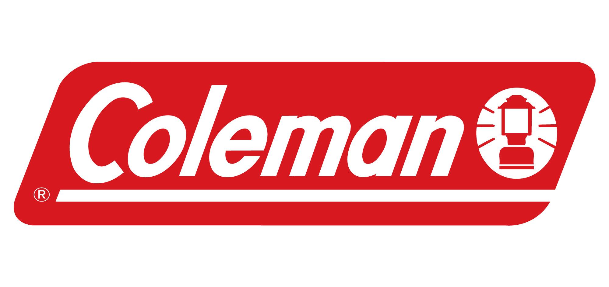 Coleman Logo Wallpaper