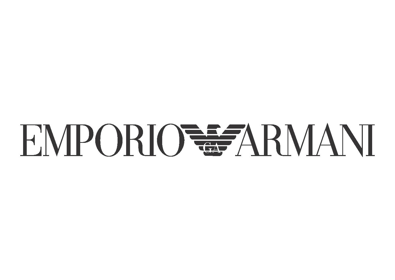 Emporio Armani Logo Vector Wallpaper