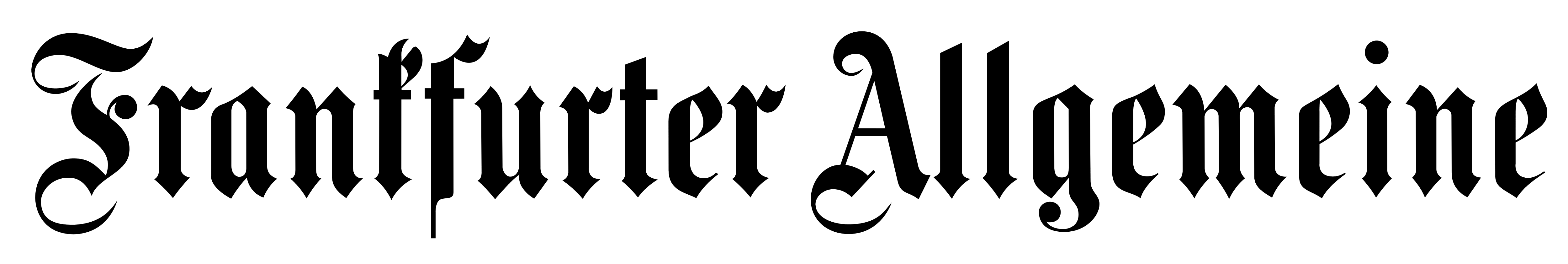 Frankfurter Allgemeine Logo Wallpaper
