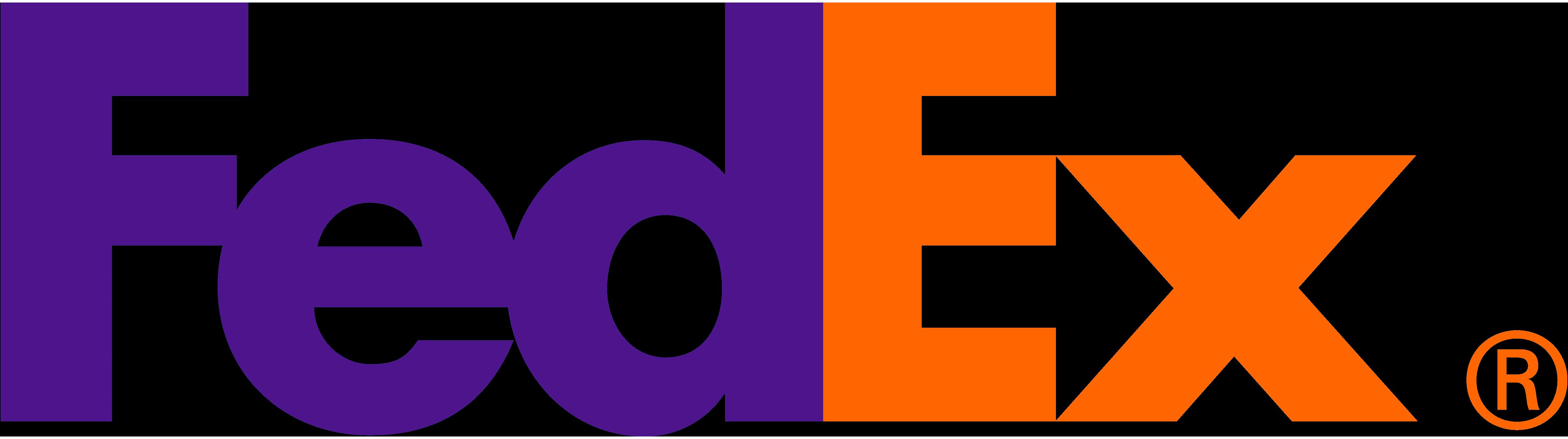 FedEx Logo Wallpaper