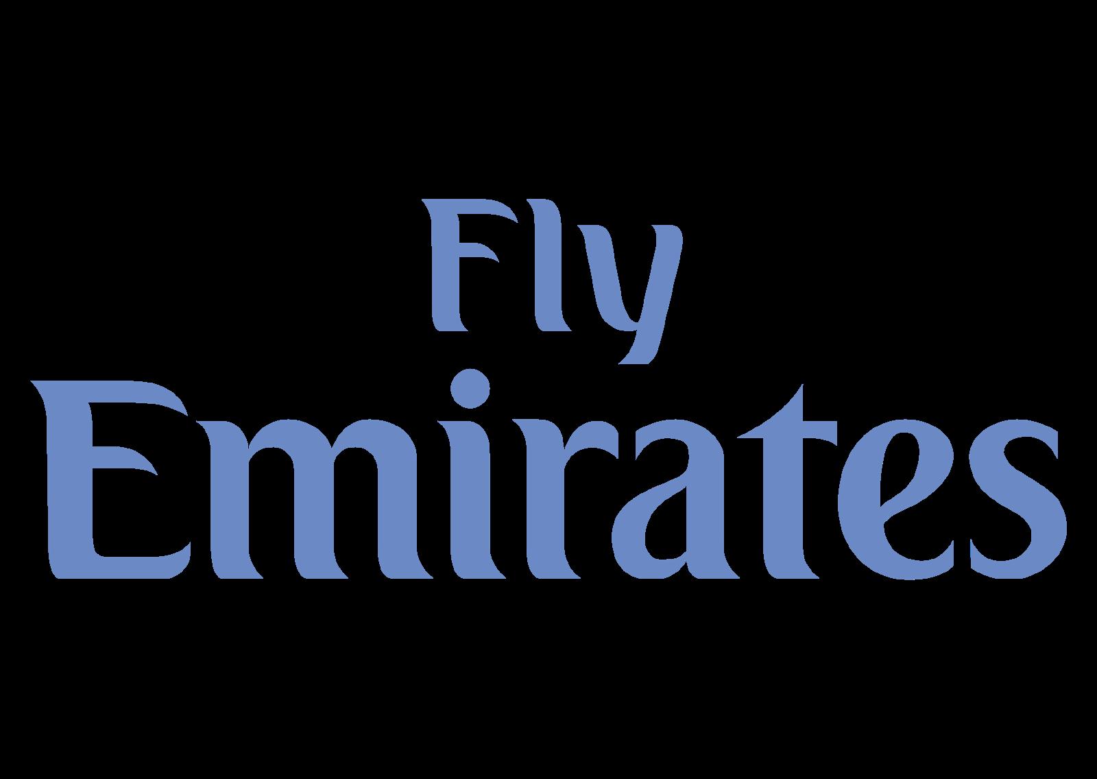Fly Emirates Logo Wallpaper