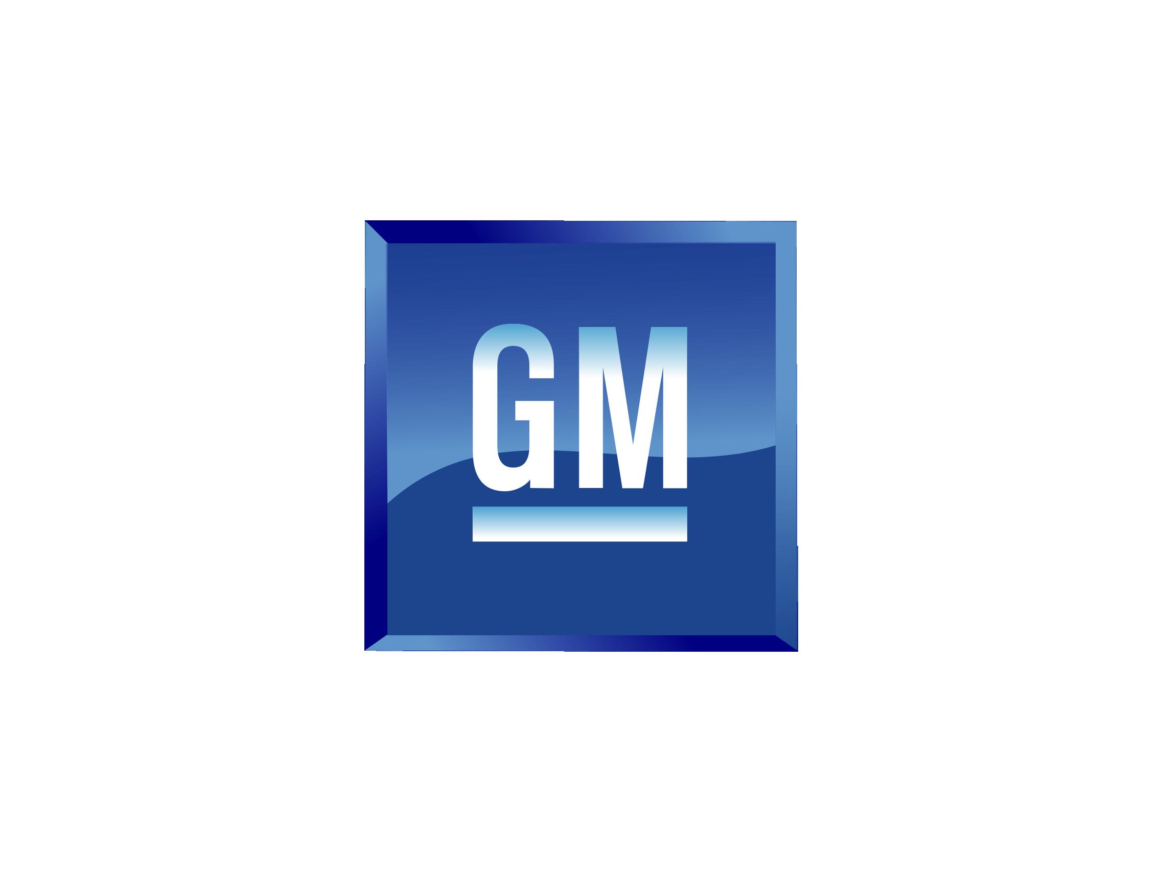 GM Logo Wallpaper