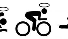 God Squad Triathlon Logo