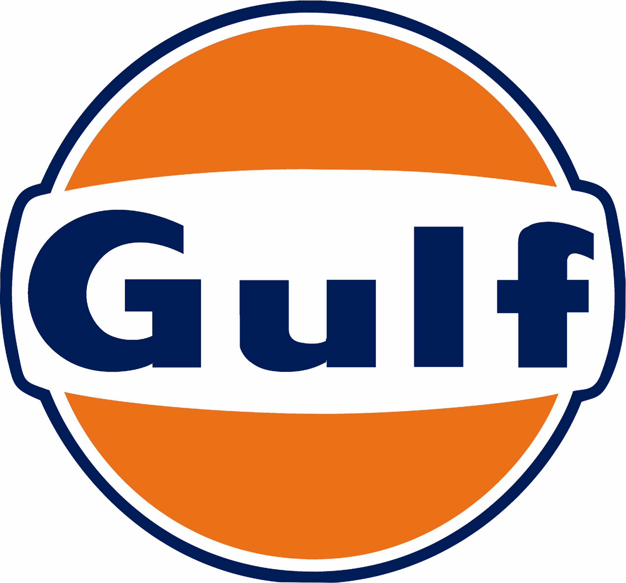 Gulf Logo Wallpaper
