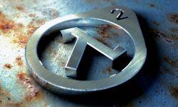 Half-Life 2 Metall Logo