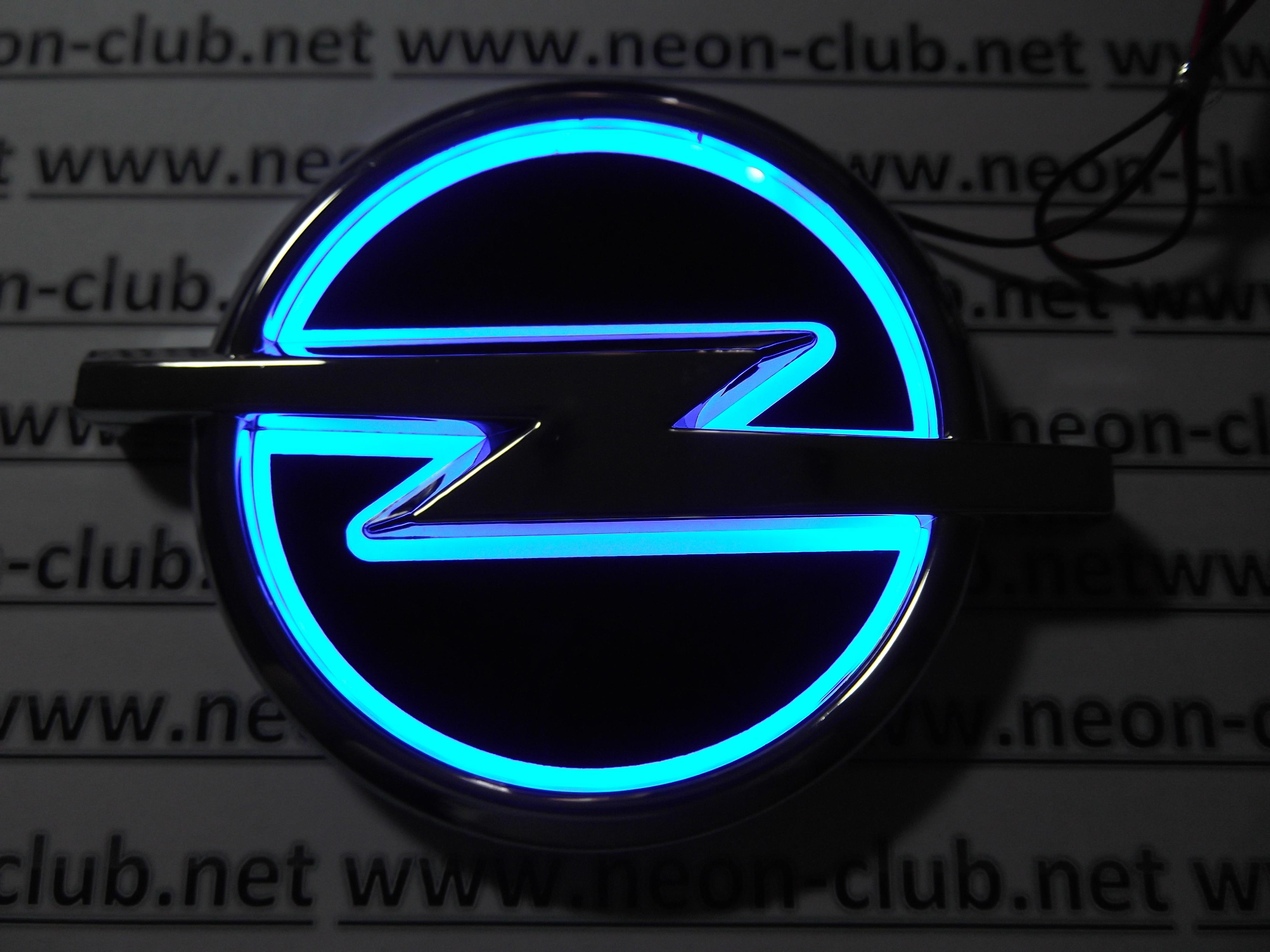 Opel Gowing Emblem Wallpaper