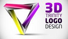 3D Triniti Logo