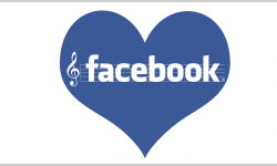 Facebook Music Logo