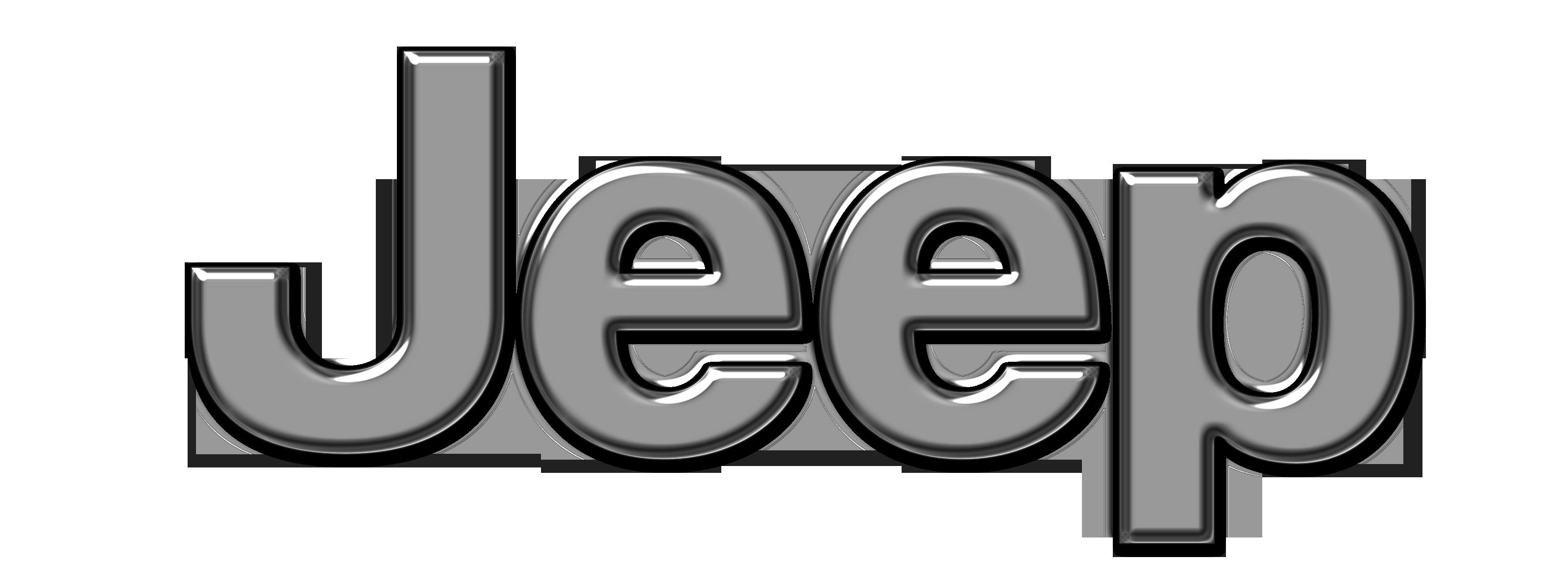 Jeep Gloss Logo Wallpaper