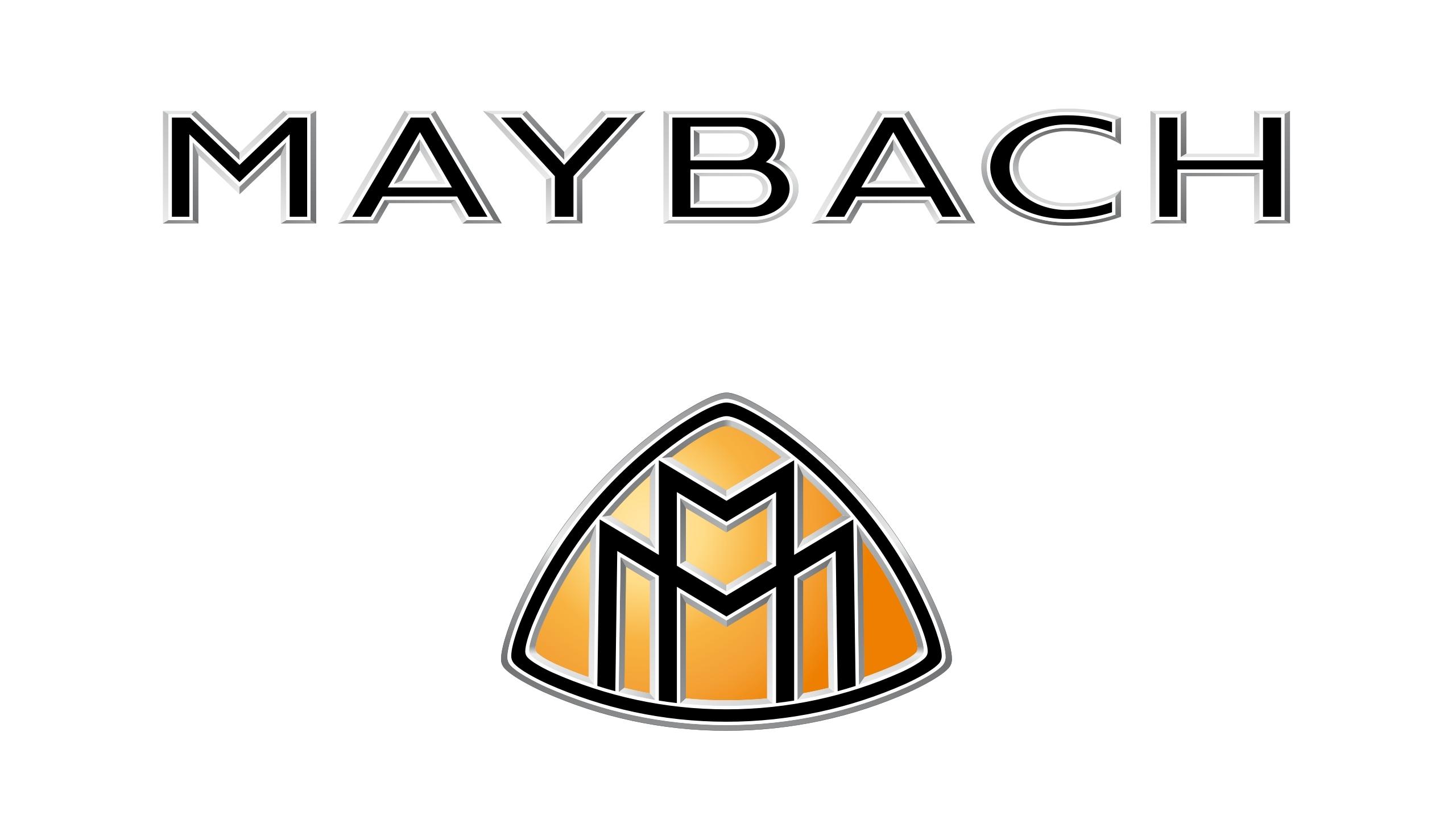 Maybach Logo 2 Wallpaper