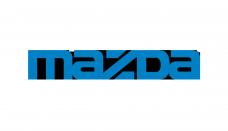 Mazda Blue Logo