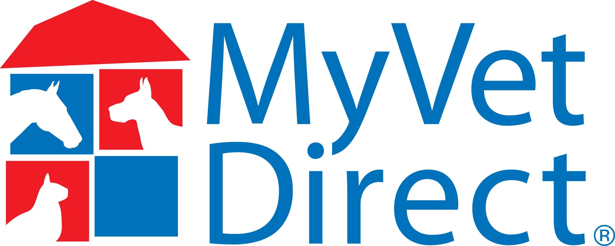MyVetDirect Logo Wallpaper