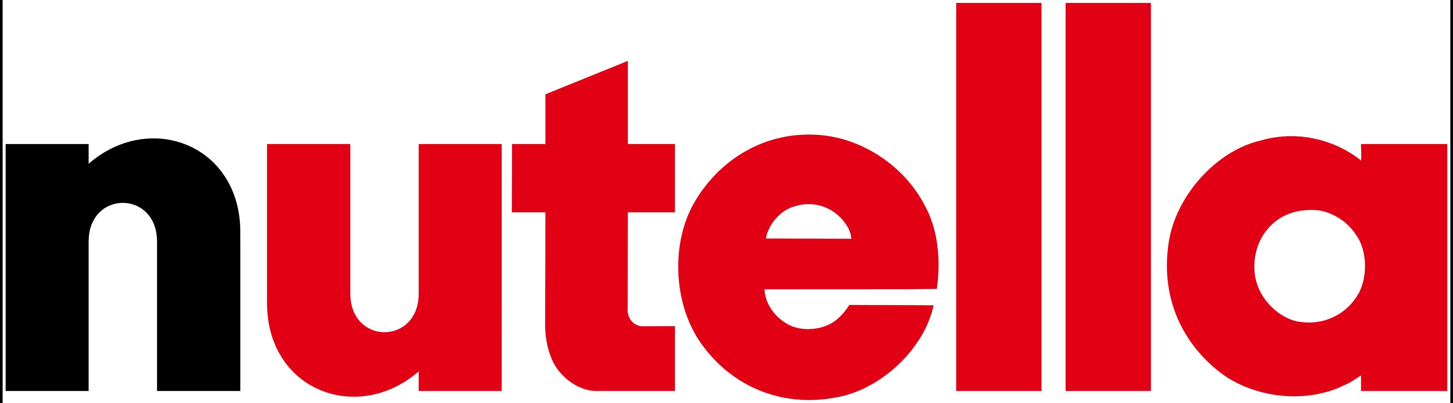 Nutella Logo Wallpaper