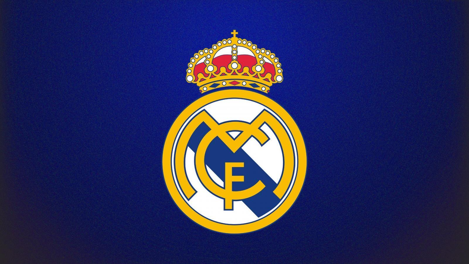 Real Madrid Logo 2 Wallpaper