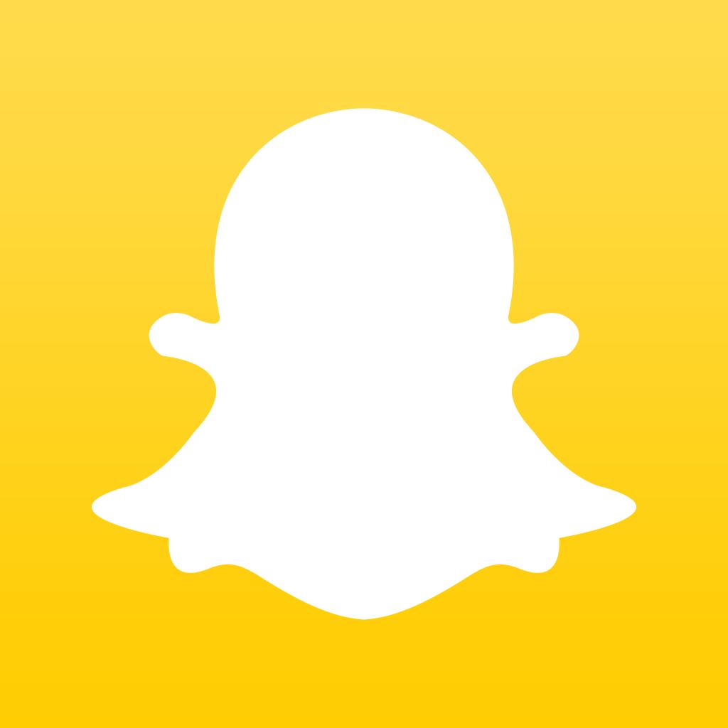 Snapchat Logo Wallpaper