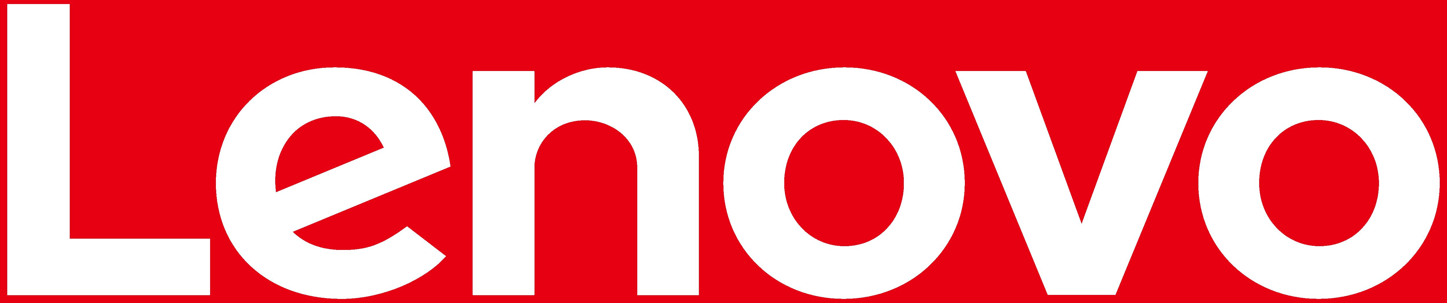 Lenovo Red Logo Wallpaper