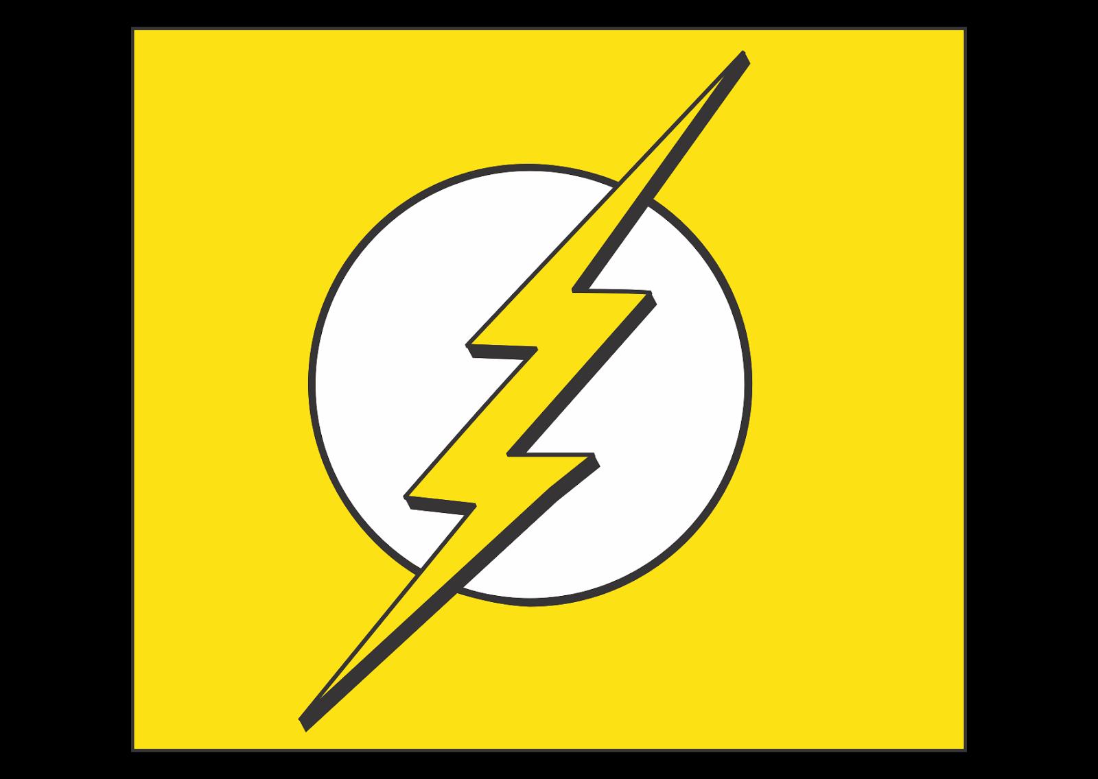 Lightning Logo Vector Wallpaper