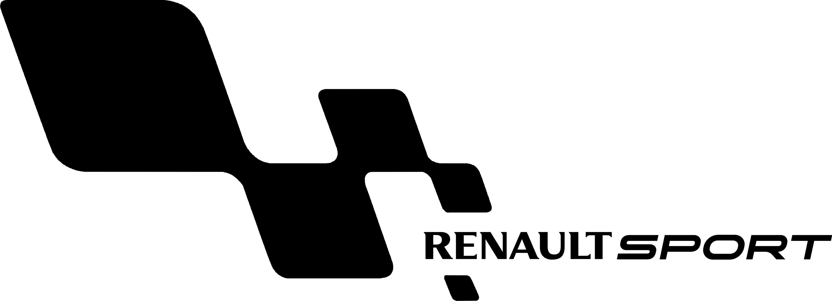 Renault Sport Logo Wallpaper