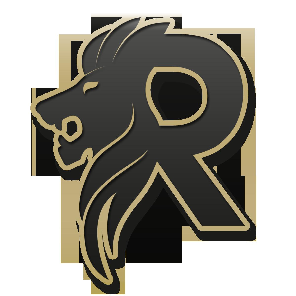 Roar R Logo Wallpaper