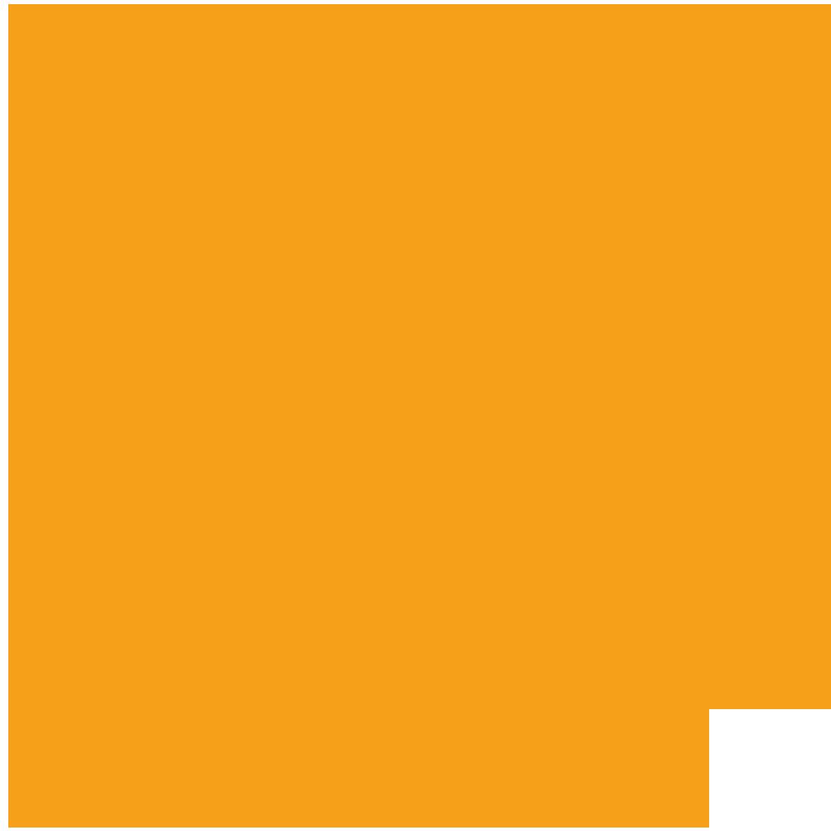 Soleil Orange Logo Wallpaper