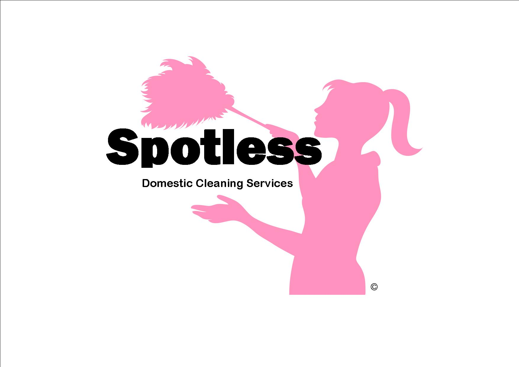 Spotless Logo Wallpaper