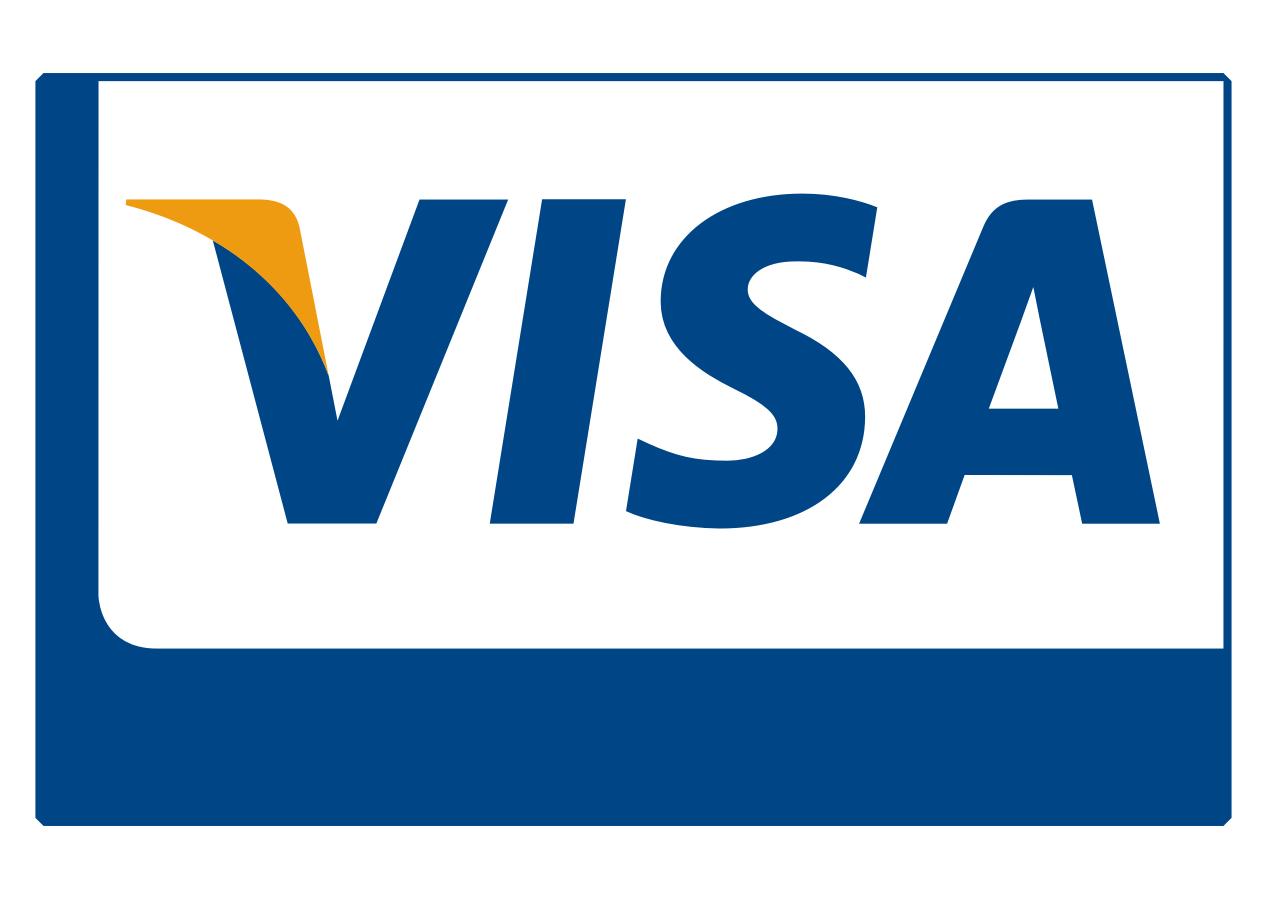 Visa Vector Logo Wallpaper